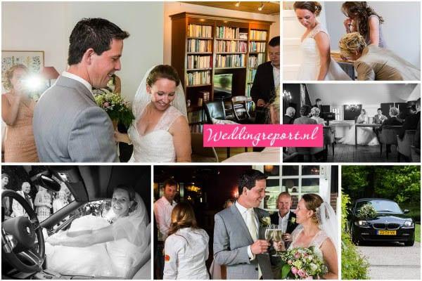 Bruidsreportage Arnhem door Weddingreport.nl