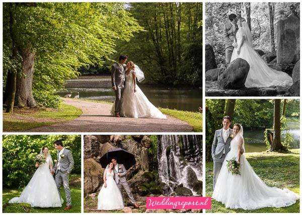 Bruidsreportage Sonsbeek Arnhem door Weddingreport.nl