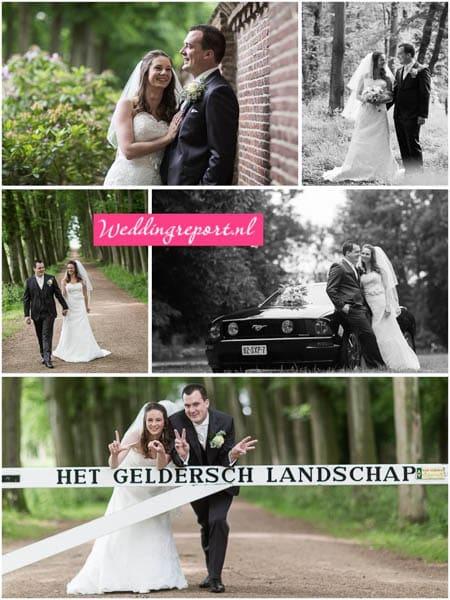 De trouwreportage bij kasteel Neerijnen fotograaf Neerijnen