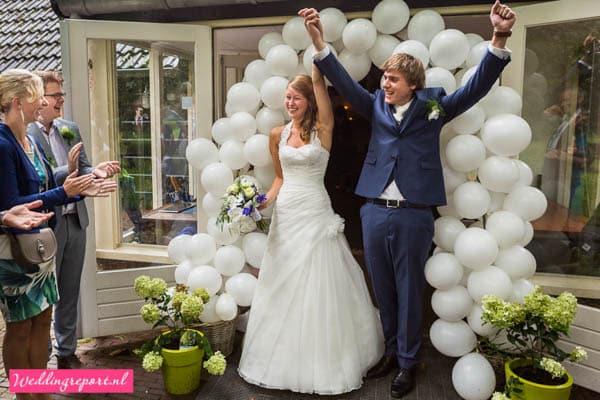 Bruiloft op Landgoed Schovenhorst