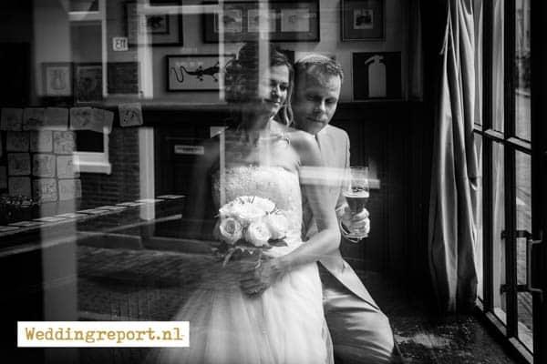 Het Bruidspaar in café de Rat in Utrecht
