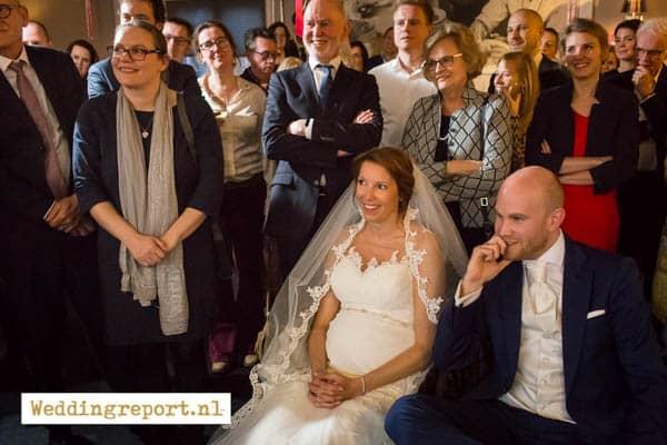 Bruiloft Restaurant Vlaar 's-Graveland