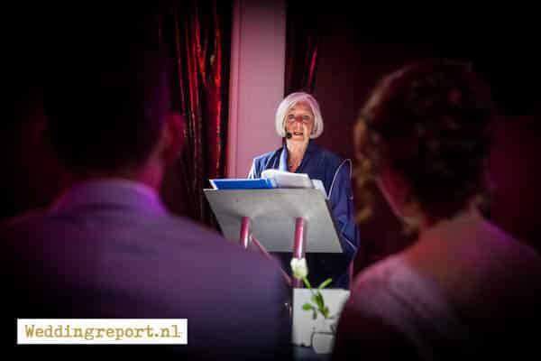 Trouwambtenaar Bruiloft in De Rede van Dronten
